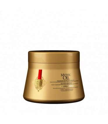 L'Oréal professionnel Mythic Oil Masque Cheveux Epais 200ml Masque de nutrition et brillance pour les cheveux épais - 1