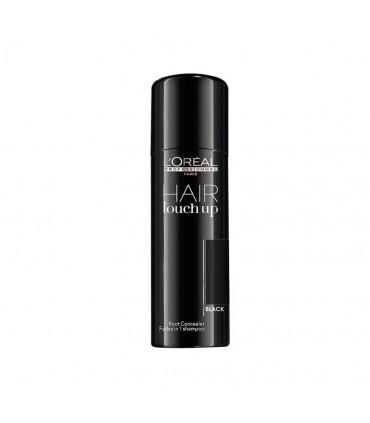 L'Oréal professionnel Hair Touch Up 75ml Black Spray Black Hair Touch Up. Laat een uitgroei verdwijnen - 1