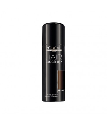 L'Oréal professionnel Hair Touch Up 75ml Brown  Spray Hair touch up Brun. Disparition des racines.  - 1