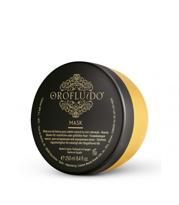 Orofluido Orofluido Masque 250ml Masque pour tous types de cheveux - 1