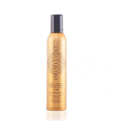 Orofluido Orofluido Curly Mousse 300ml Remarkable shine, definition and control - 1