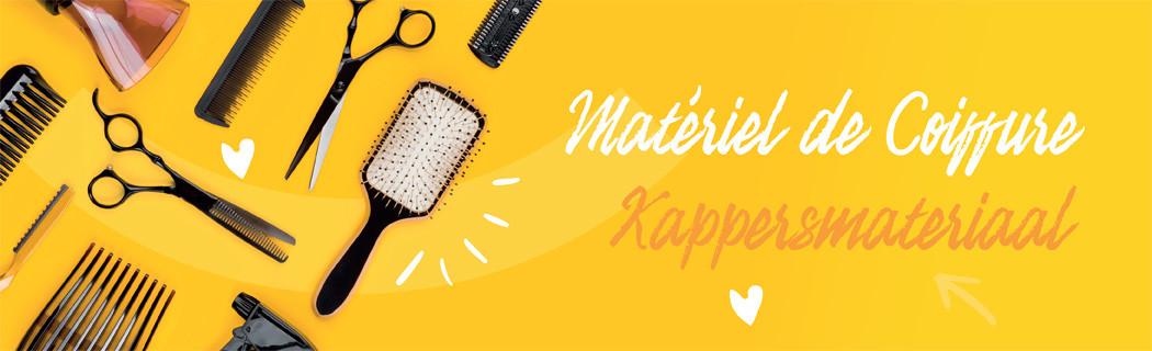Kappersmateriaal & haartools | Celini.be